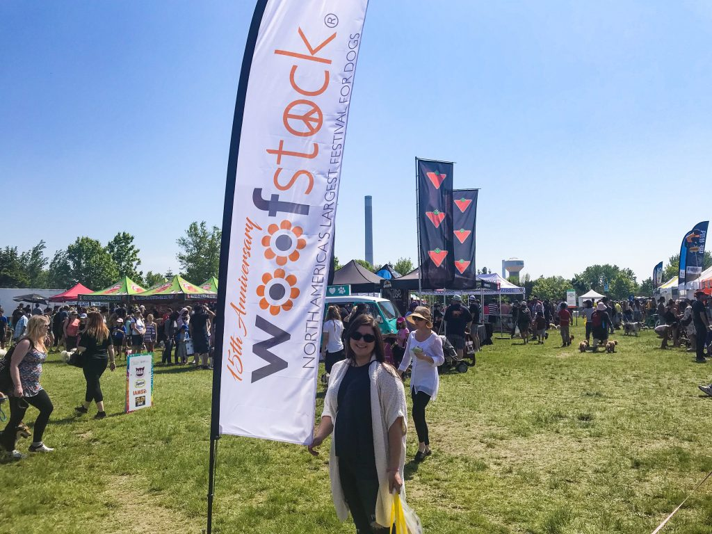 Our Trip to Woofstock - North America?s Largest Festival for Dogs